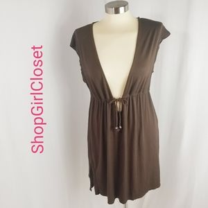 💥Just In💥Merona Cover Up...Brown...Size M